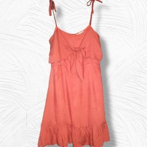 Gorgeous Coral Sundress by Rethm NWT